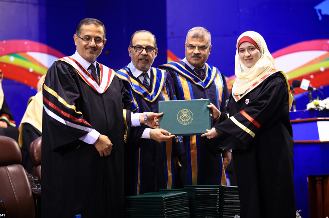 Graduation of New Batch of Faculty of Medicine Students